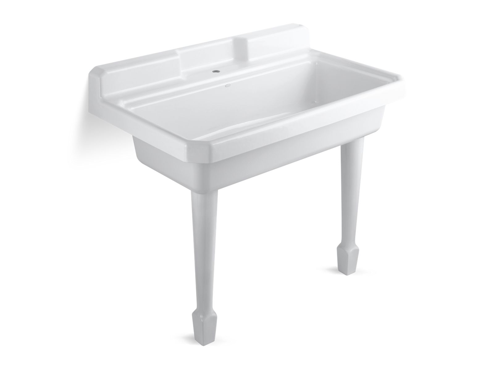 k 6607 1 harborview utility sink with