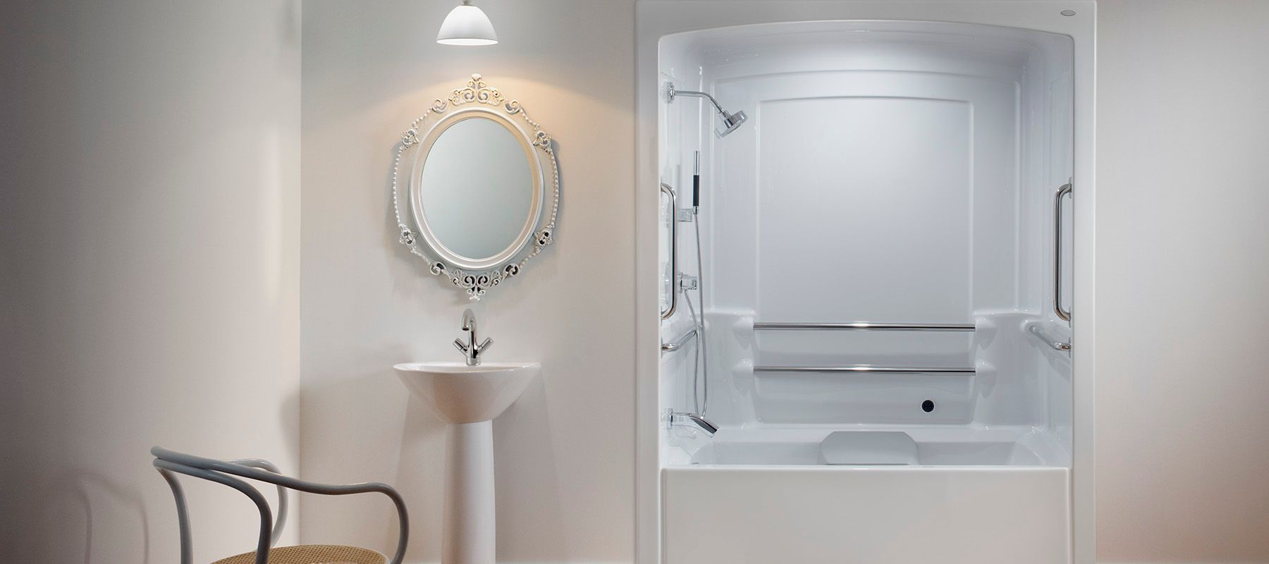 shower chair vs tub bench hanging ace hardware stalls showers and bases showering