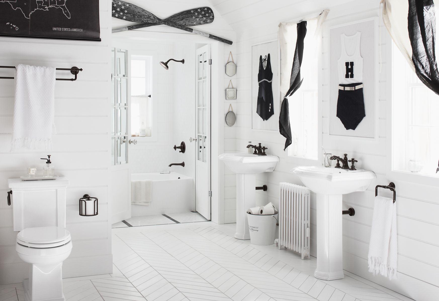 Bathroom Faucets For Sinks Tubs Showers Kohler