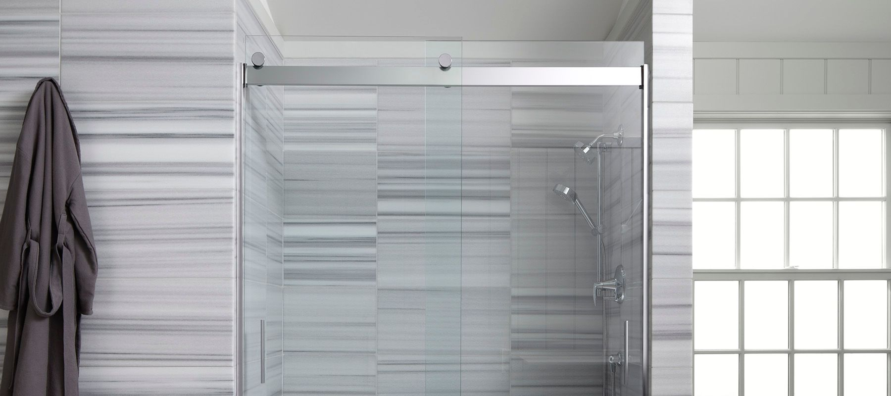Revel Shower Doors Showering Bathroom Kohler
