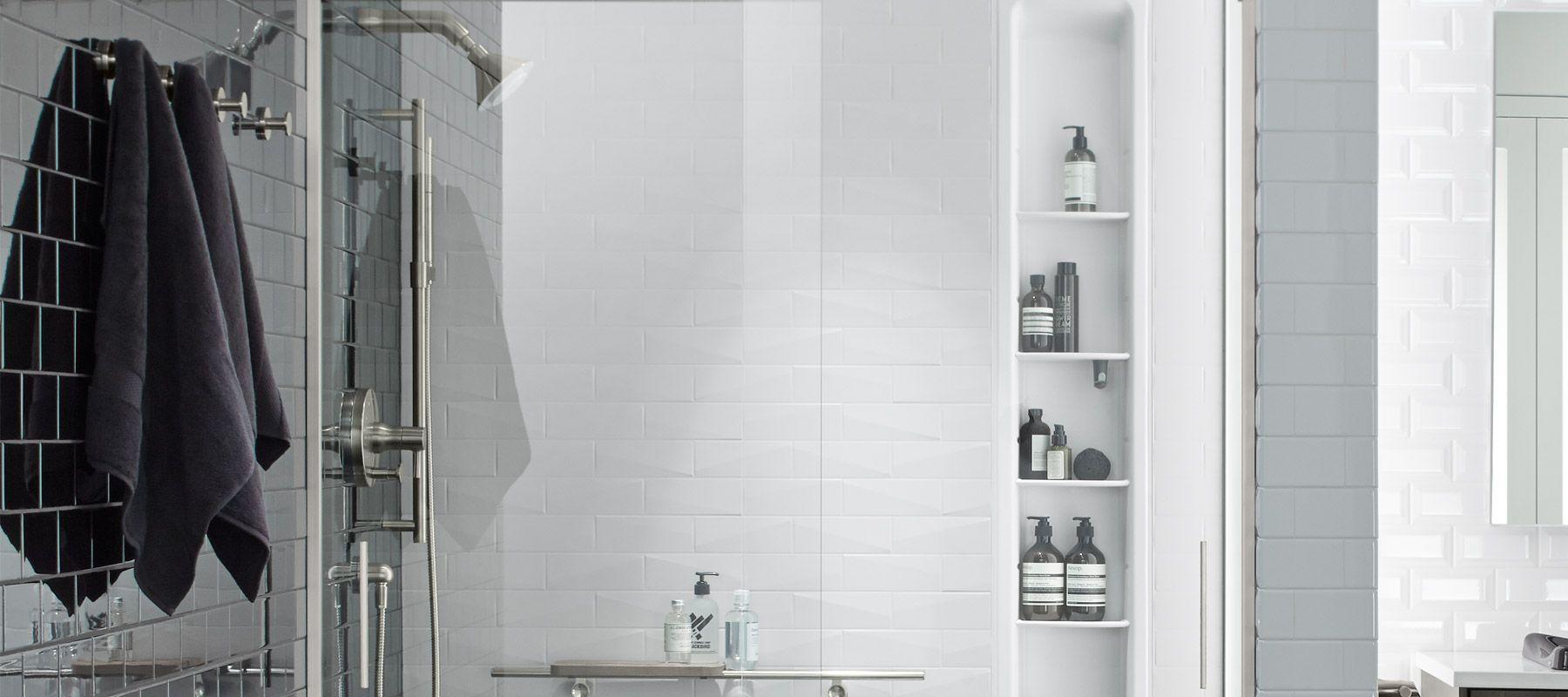 Showerheads Handshowers Bodysprays Showering Bathroom