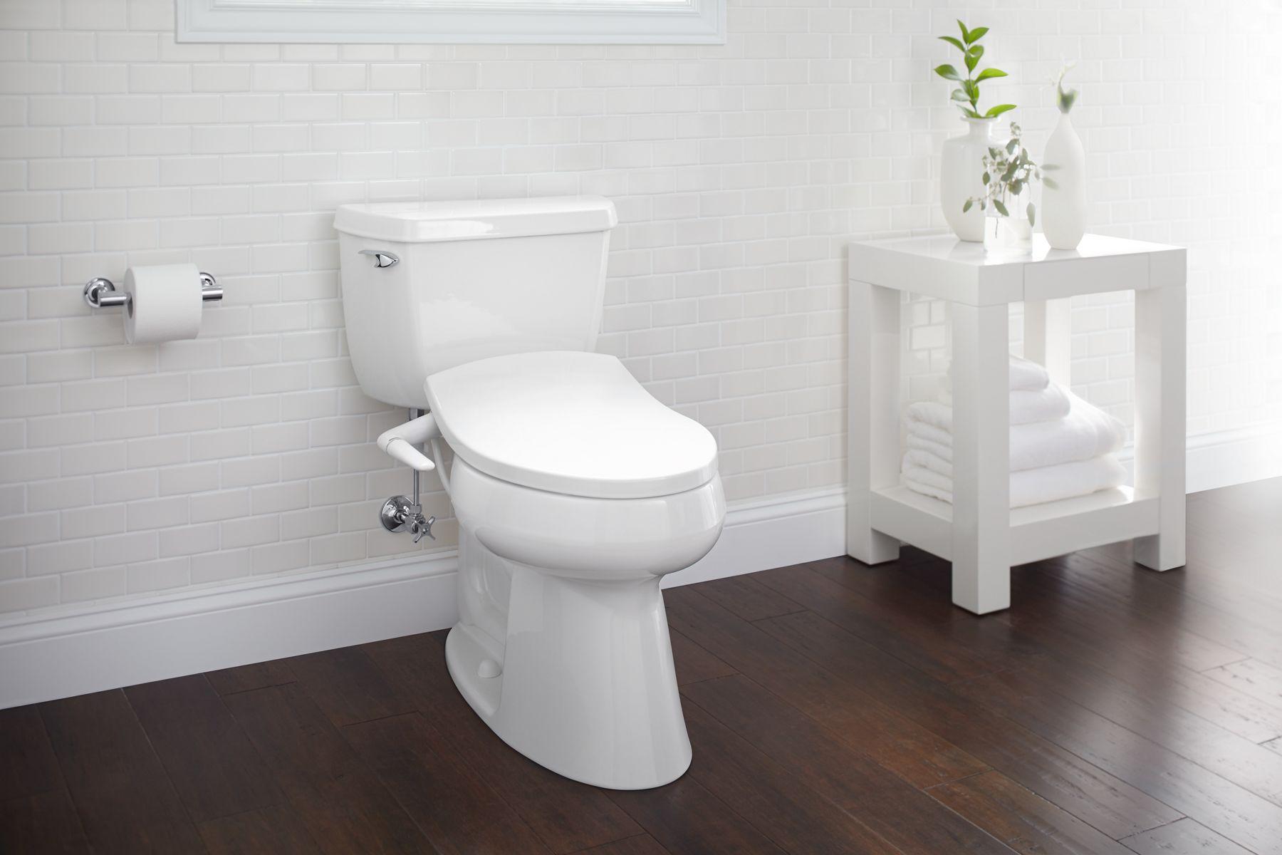 Overview Bidet Toilet Seats Toilets KOHLER