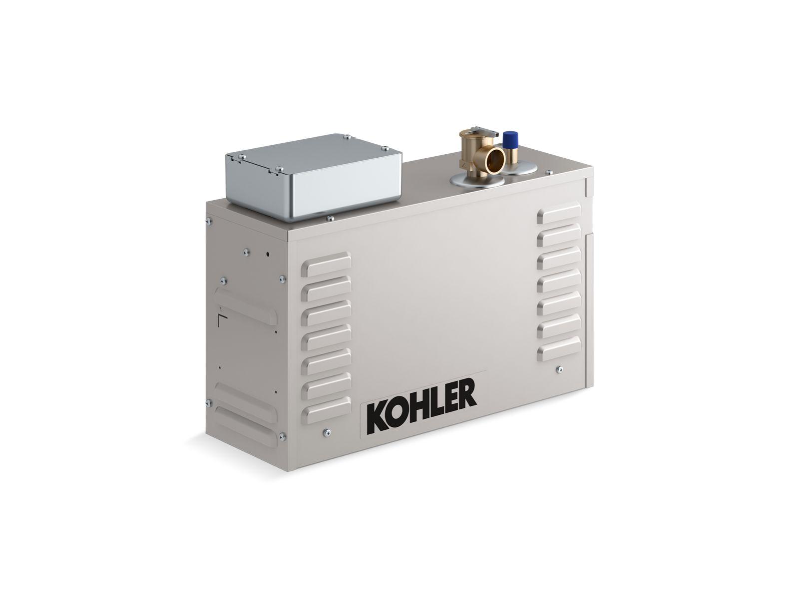 medium resolution of k 5529 invigoration 9kw steam generator kohler rh us kohler com kohler 80kw generator wiring diagram