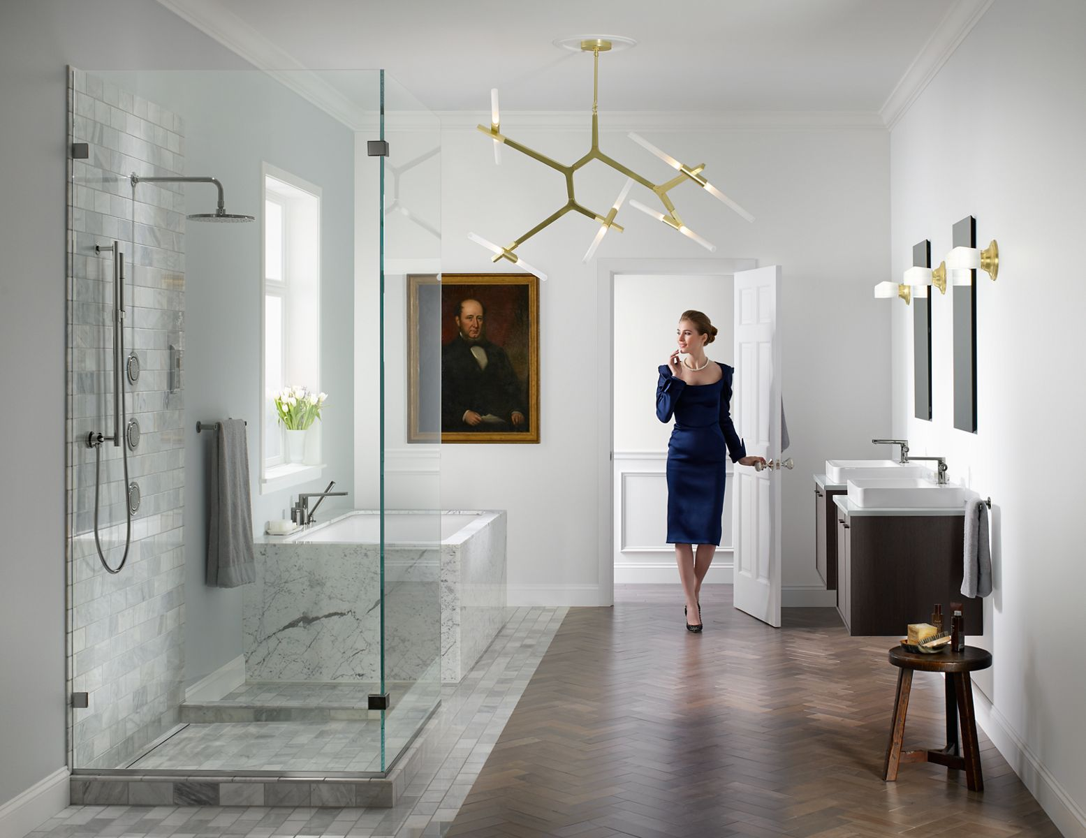 composed bathroom faucet collection