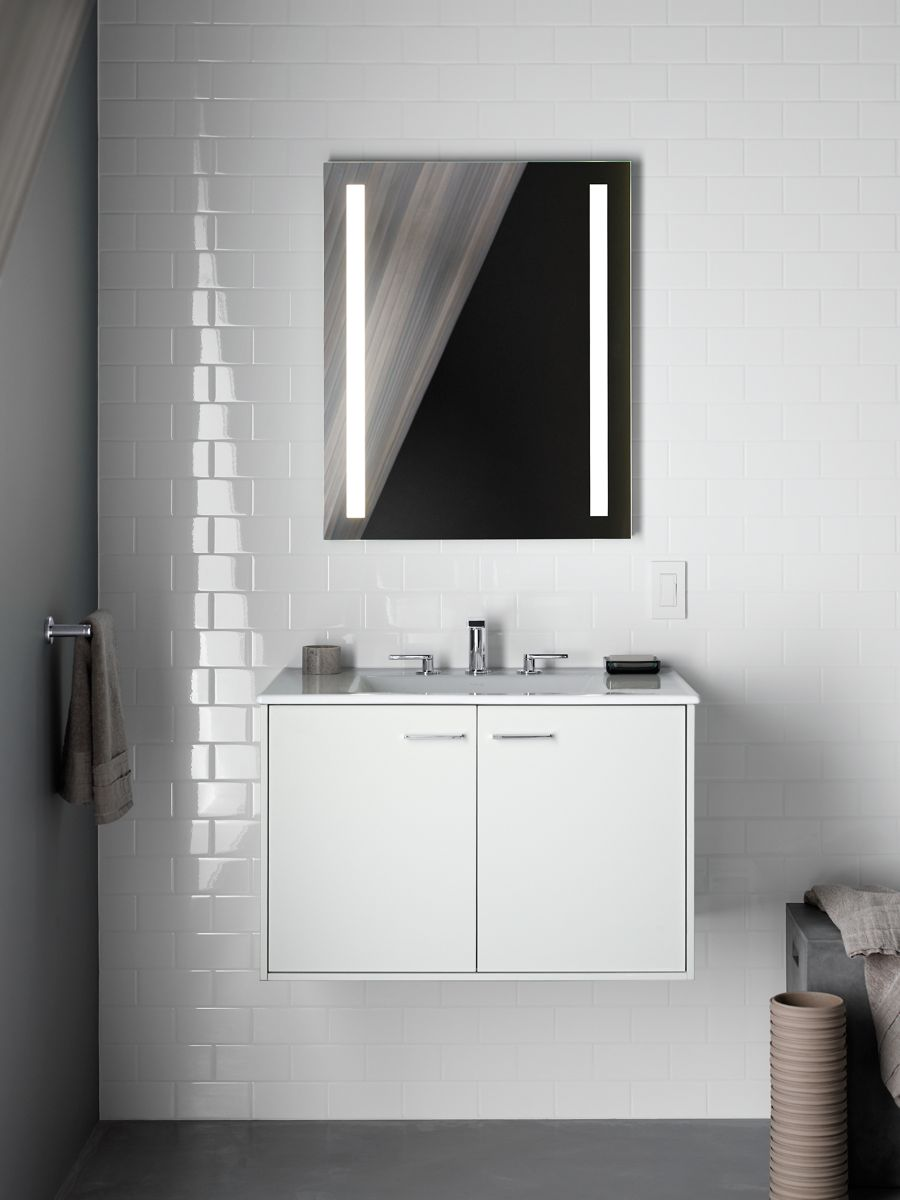 Kohler Sheds Light on Styling Spaces with New Cabinets