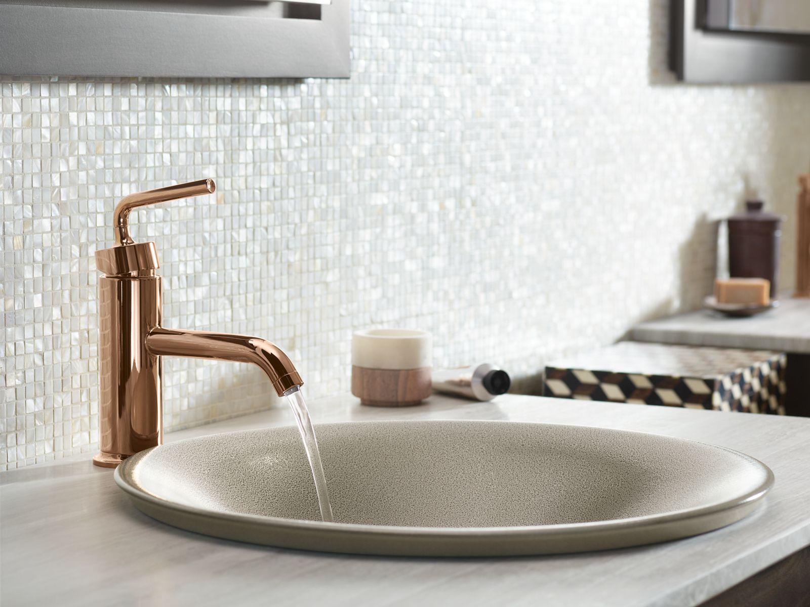 bathroom faucet finishes bathroom