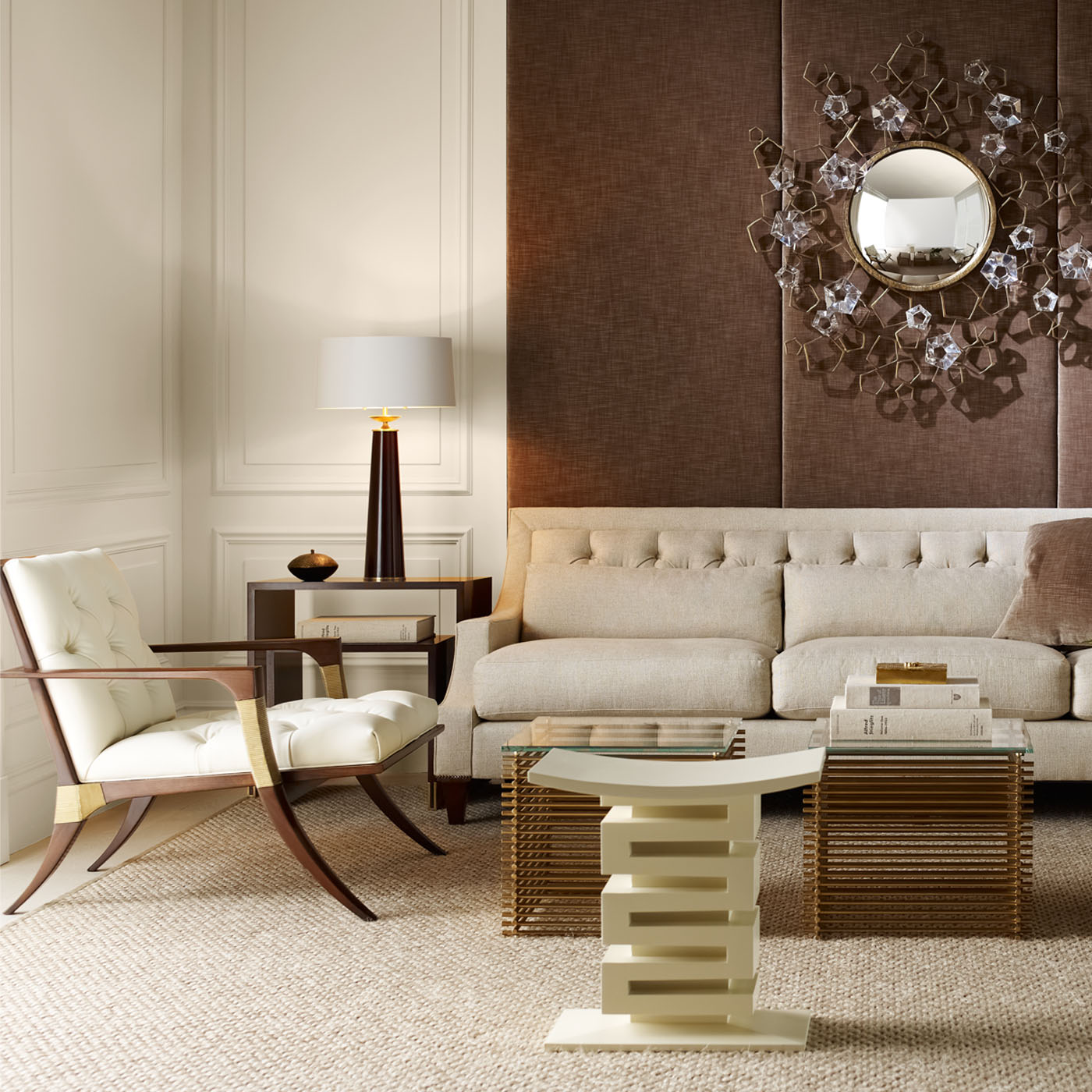 Tables  Accents  Modern Living Room Furniture