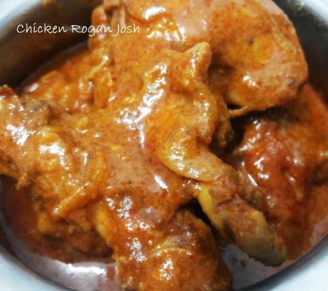 Chicken RoganJosh