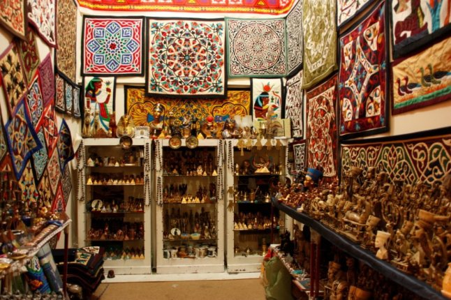Global-Village-Dubai-Egypt-Pavilion-Quilt-shop