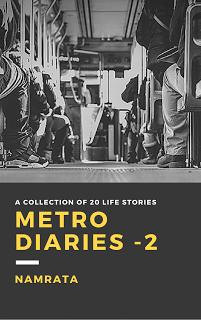 Metro Diaries 2 : #BookReview