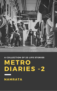 Metro Diaries 2 : #BookReview