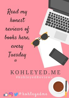 #kohleyedReviews Book Reviews