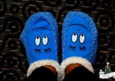 woollen footwear- winter india