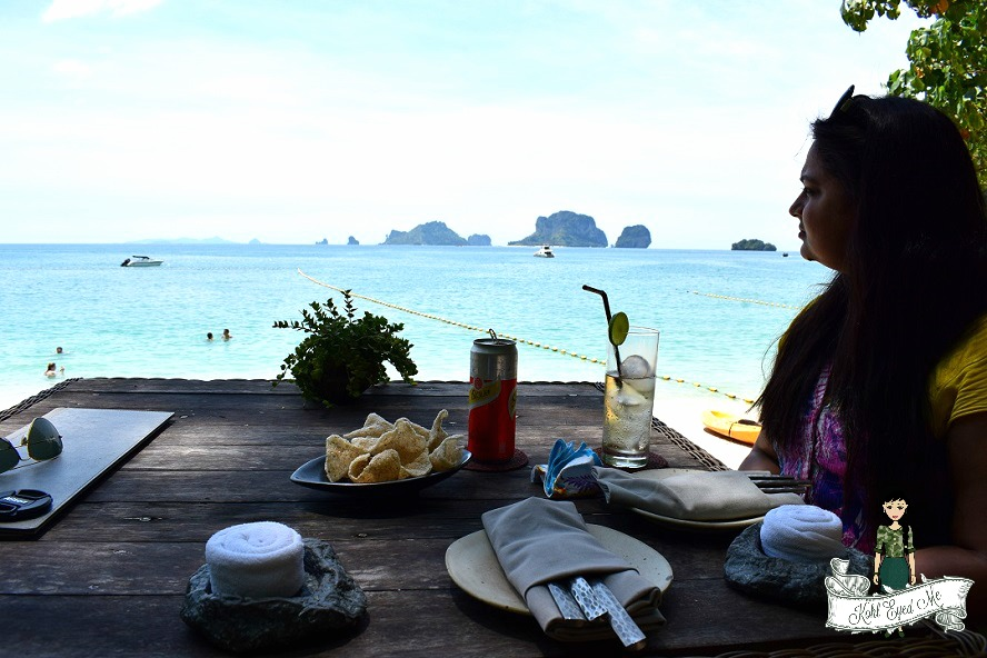 Grotto Rayavadee Krabi Lunch Beach