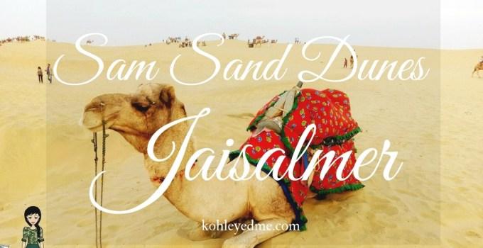 Why you must do a Camel Safari in Jaisalmer