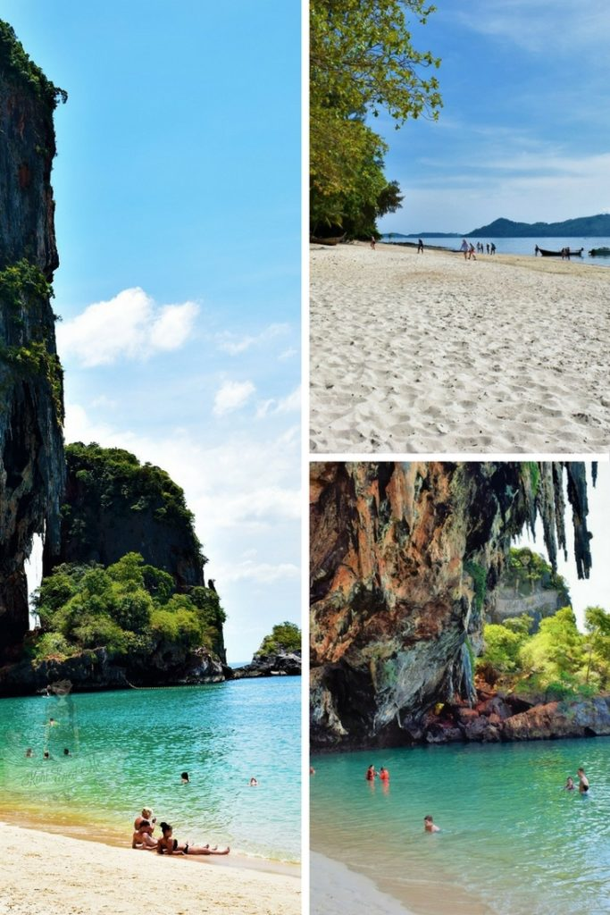 Unwind in Thailand - Lie on the beach