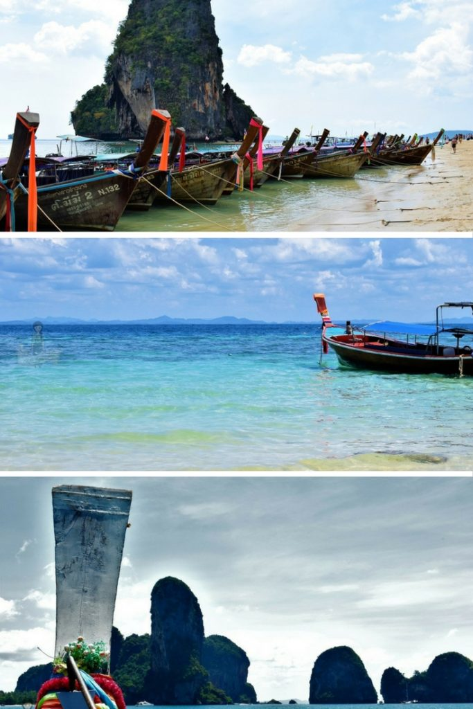 Unwind in Thailand - Long tail boats thailand