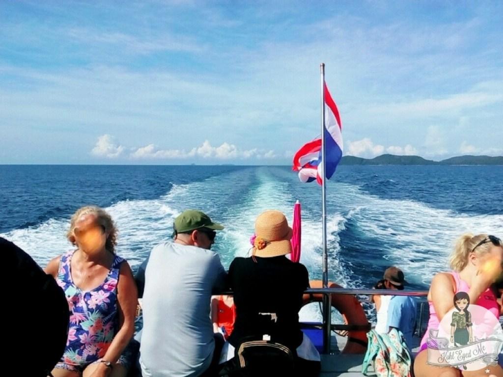 Phuket to Ao Nang Krabi Ferry Image