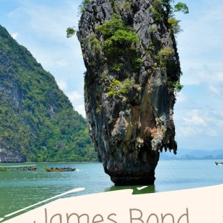 James Bond Island Pinterest - Thailand Island Hopping