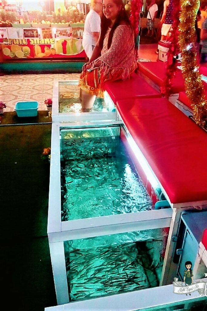 Thailand Fish Spa
