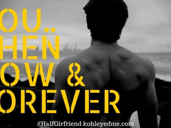 #HalfGirfriend - Half Girlfriend Movie - Crush - Hrithik Roshan - Open letter to Hrithik - Movie star