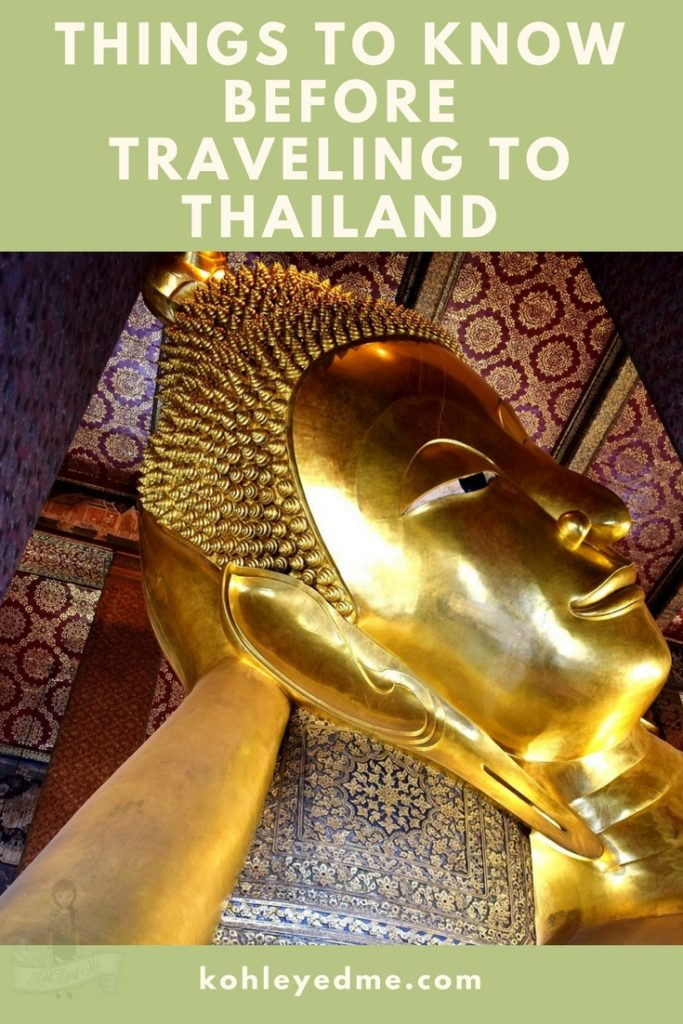 Things to know before traveliing to thailand - Thailand - Buddha Image