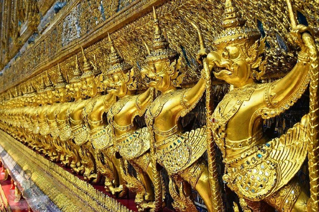 Temple of the Emerald Buddha Bangkok