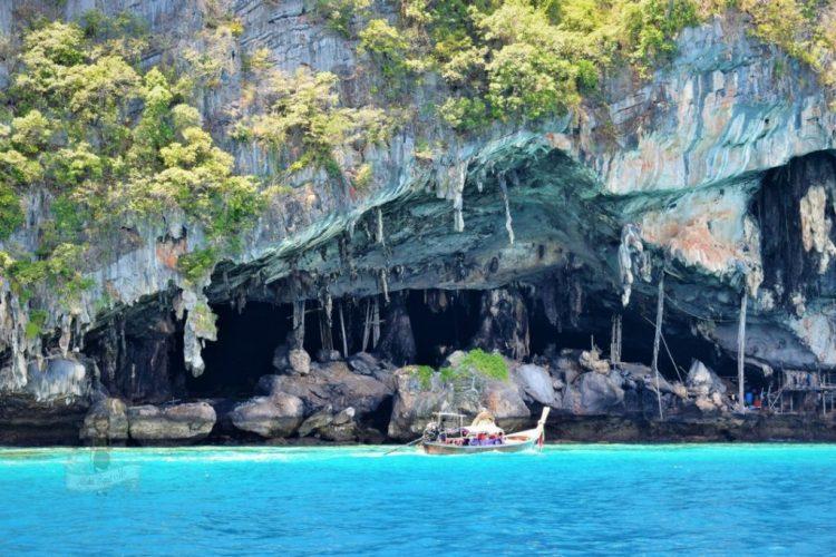 Viking Cave Phi Phi Islands