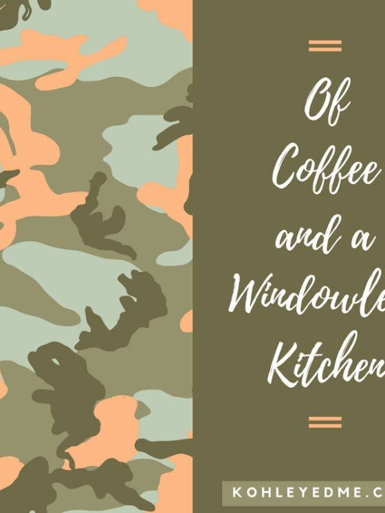 Coffee- army wife - kohleyedme.com
