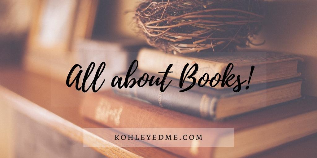 all about books kohleyedme.com