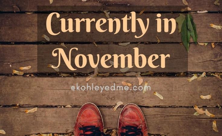 November Kohleyedme.com