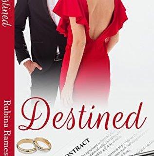 Destined by Rubina Ramesh bookreview kohleyedme.com