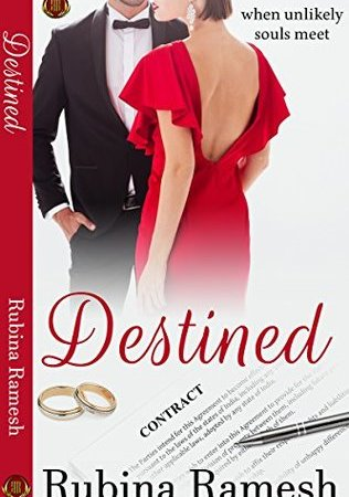 Destined by Rubina Ramesh bookreview kohleyedme.com