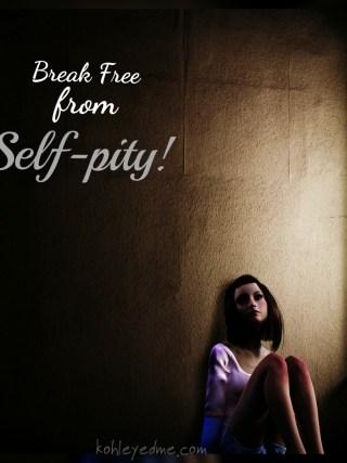Self-pity kohleyedme.com