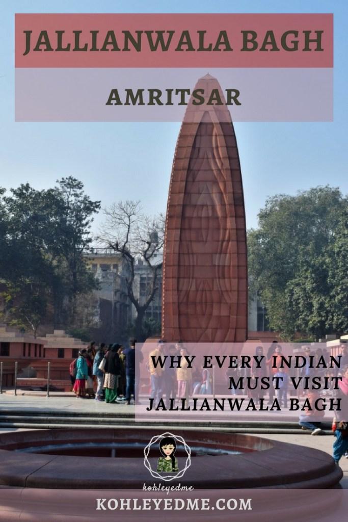 Jallianwala Bagh Massacre Amritsar Punjab India kohleyedme.com
