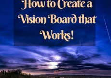 How to create a vision board kohleyedme.com