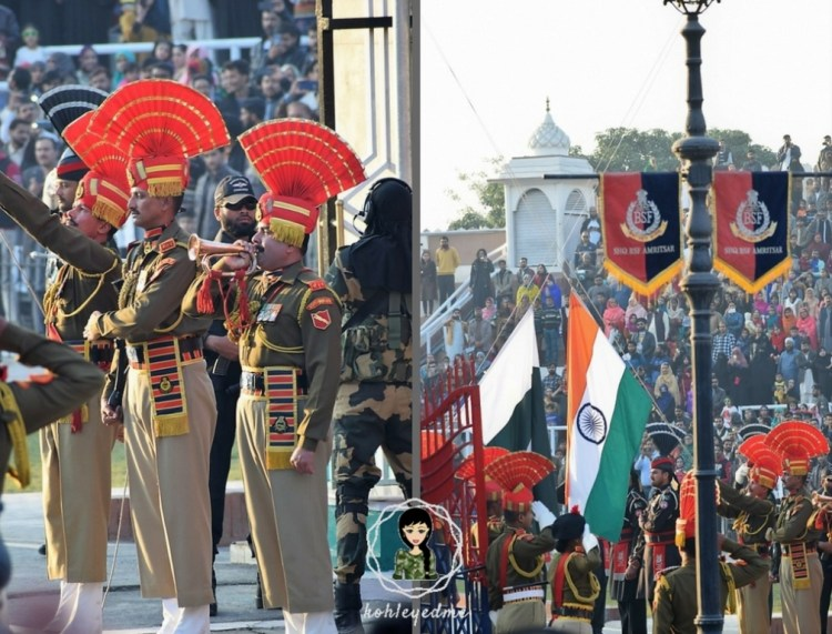 Wagah Border timings kohleyedme.com