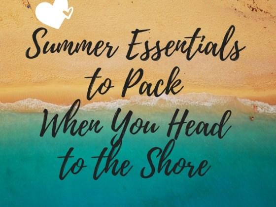 summer essentials- beach essentials kohleyedme.com