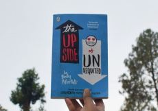 The Upside of Unrequited by Becky Albertalli Book Review kohleyedme.com