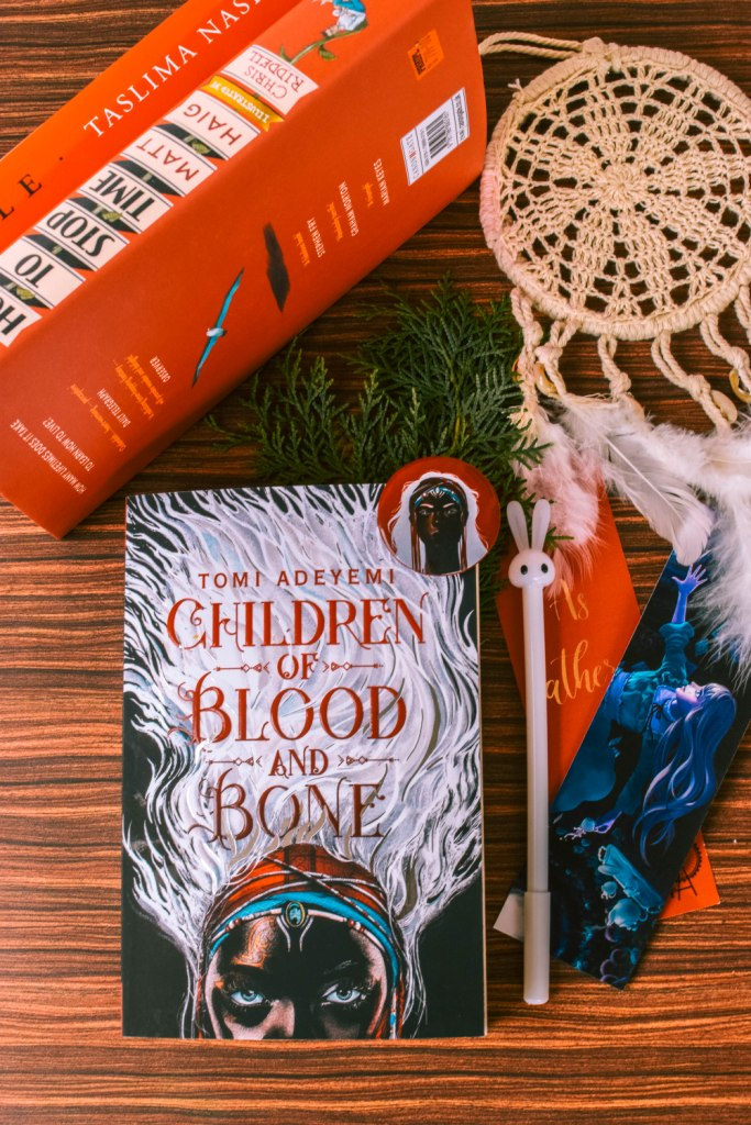 children of blood and bone book review kohleyedme.com