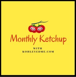 Monthly Ketchup badge