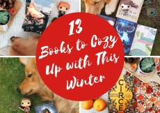 13 winter books - Christmas reads