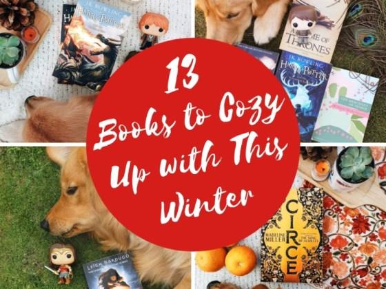 13 winter books - Christmas reads