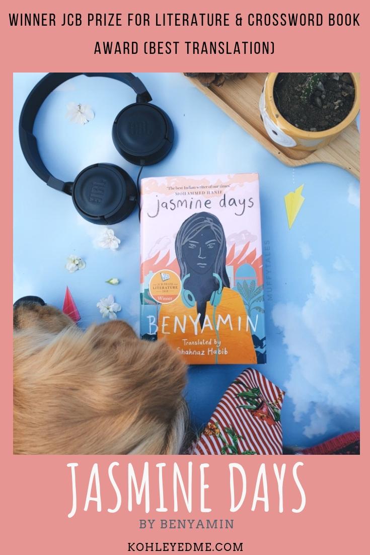 Jasmine Days by Benyamin JCB Prize kohleyedme.com