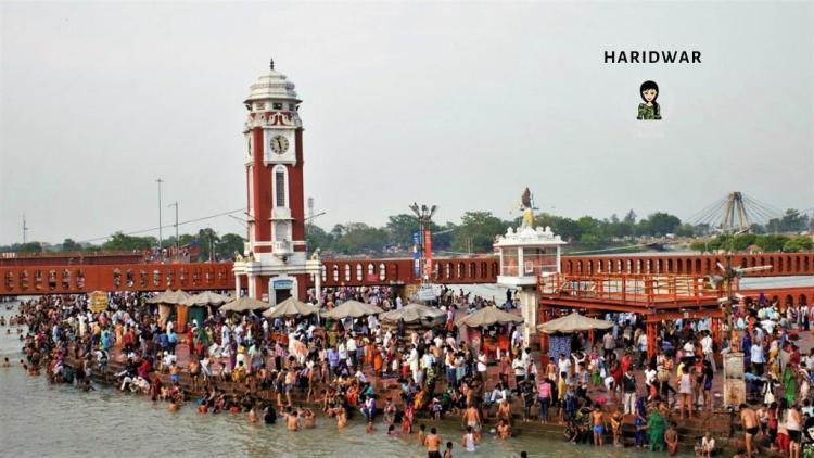 Haridwar Ganga kohleyedme.com