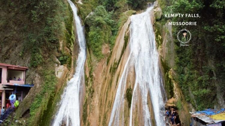 Kempty Falls Mussoorie Uttarakhand kohleyedme.com
