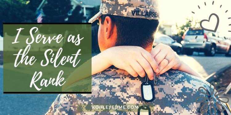 silent ranks- indian military wife kohleyedme.com
