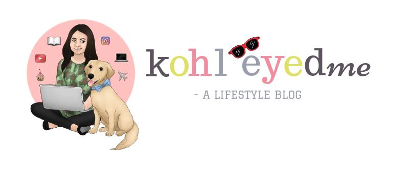 Kohl Eyed Me
