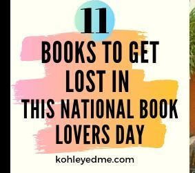 Books to Read on National Book Lovers Day