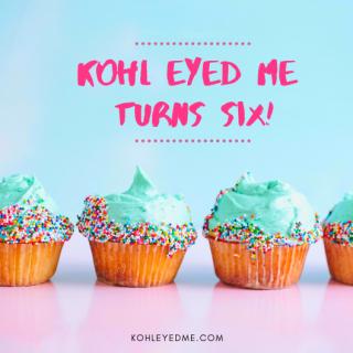 6th Blog Birthday